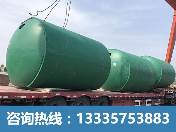 杭州混凝土化粪池-疫情过后用户为啥想到你【致源环保】