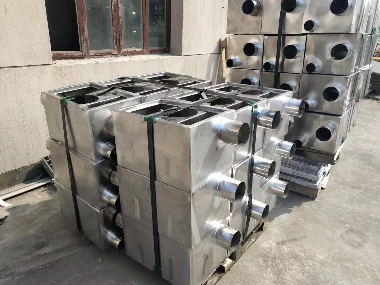 304不锈钢雨污分流器【致源环保】