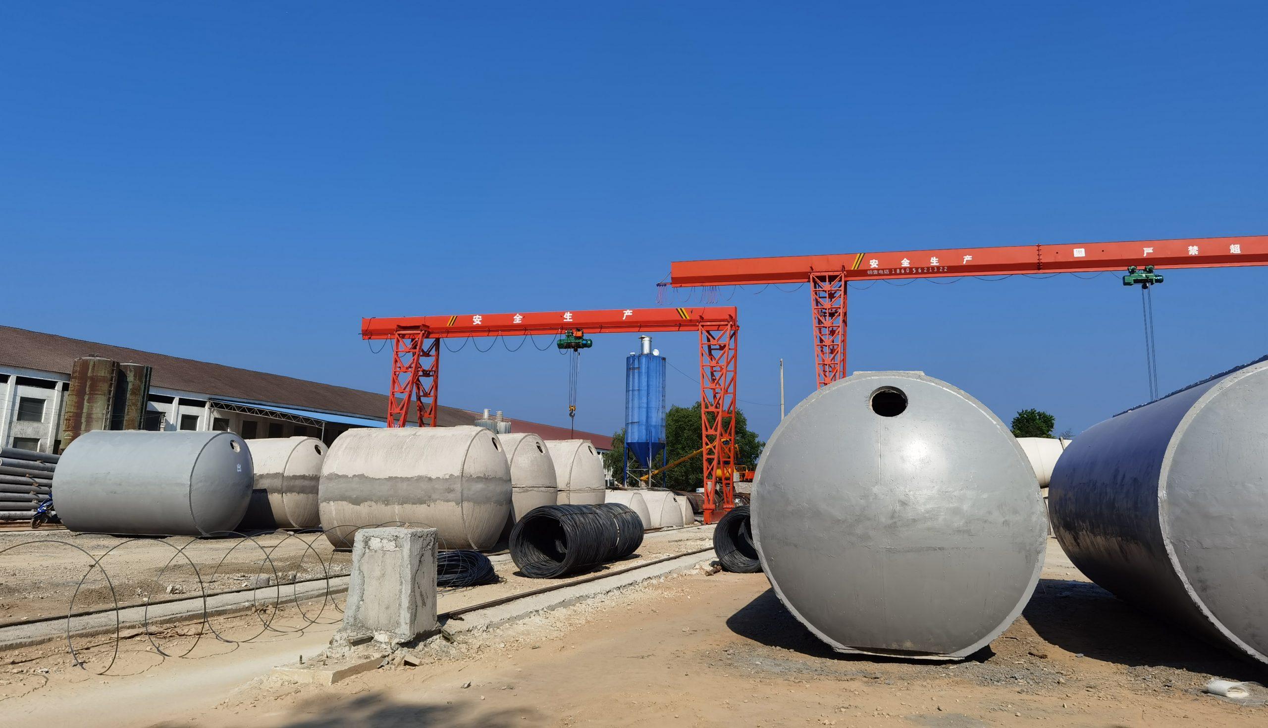 浙江混凝土化粪池——用品质来说明实力【致源环保】