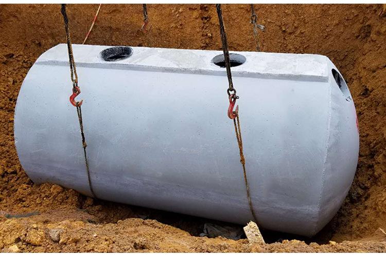 江西混凝土化粪池——用细节来说话【致源环保】