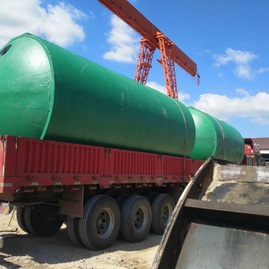 水泥化粪池的优点和它的高性能【致源环保】