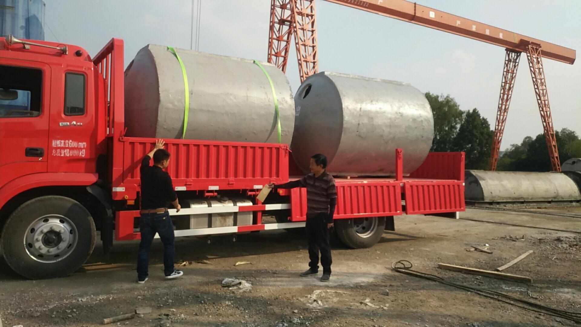 苏州成品水泥化粪池——安全规范使用化粪池