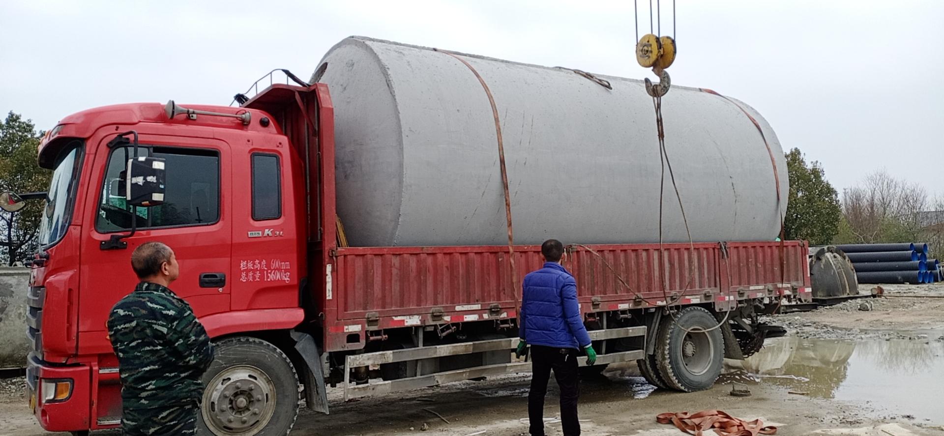 南京成品化粪池厂家——真正解决客户所难【致源环保】