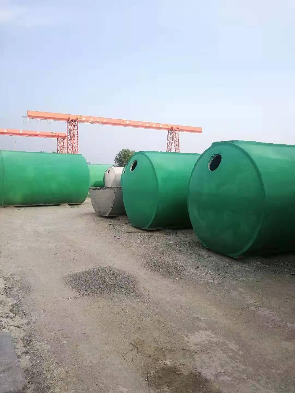预制混凝土化粪池安装需要注意些什么?【致源环保】